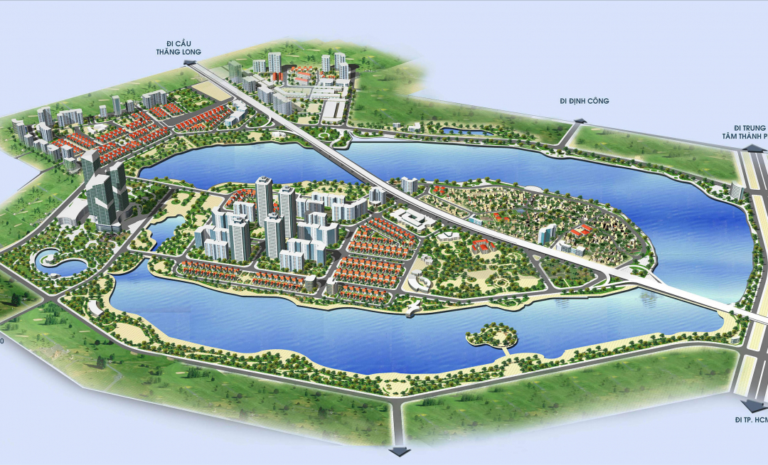 LINH DAM New Urban Area