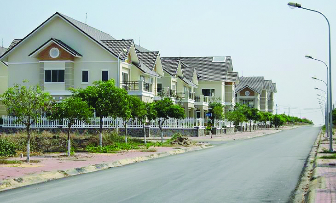 LONG THO - PHUOC AN NEW RESIDENTIAL AREA - DONG NAI